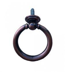 Emelő fém karika 415 bronz