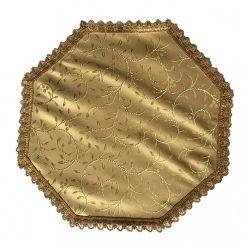 Urnahordozó takaró - indás arany
